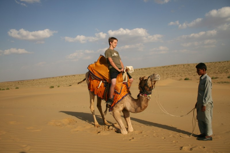 Camel Ride Adventure in Giza Pyramids