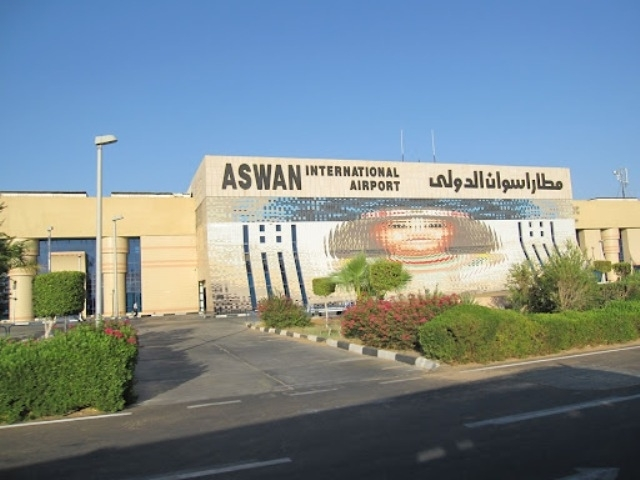 Aswan International Airport, Egypt