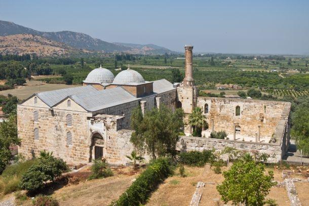 Isa Bey Mosque, Ephesus