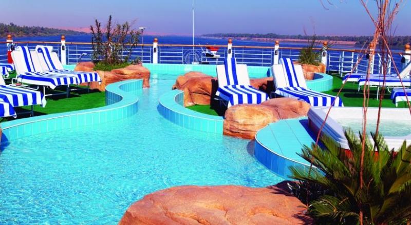Nile Cruise Pool & Spa