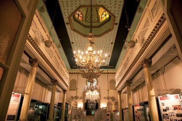 Ahrida Synagogue, Istanbul