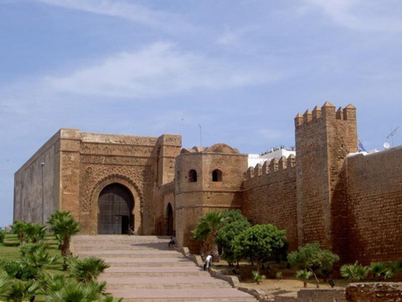 Kasbah des Oudaïas