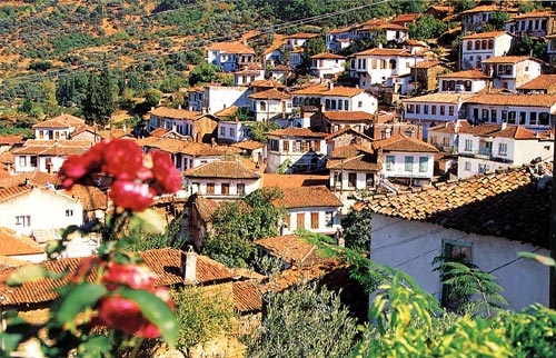 Sirince in Turkey