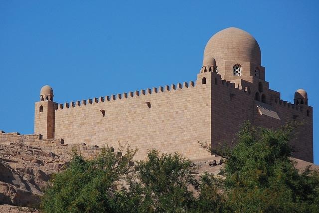 Agha Khan Mausoleum, Aswan