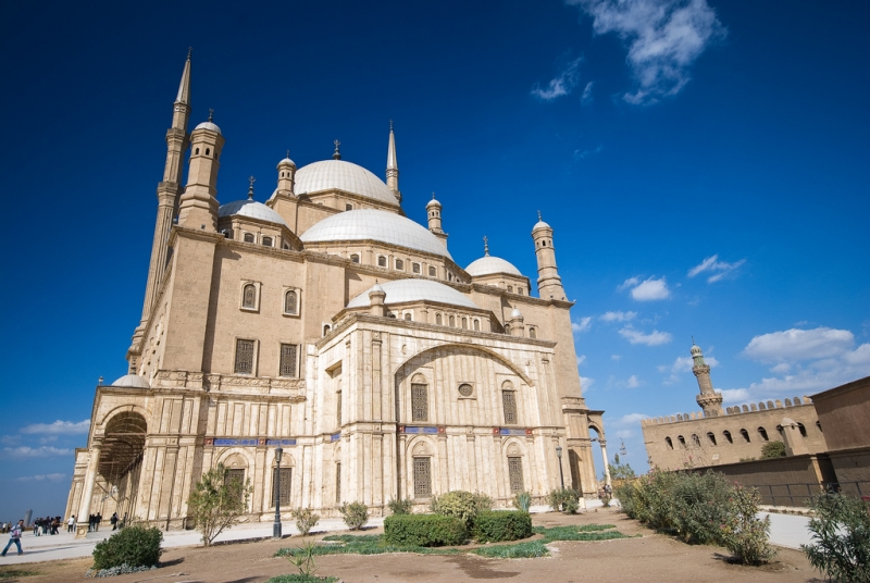 Citadel of Saladin and Muhammad Aly Mosque