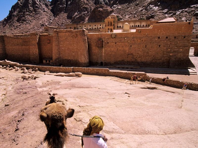 St. Catherine Monastery, Sinai