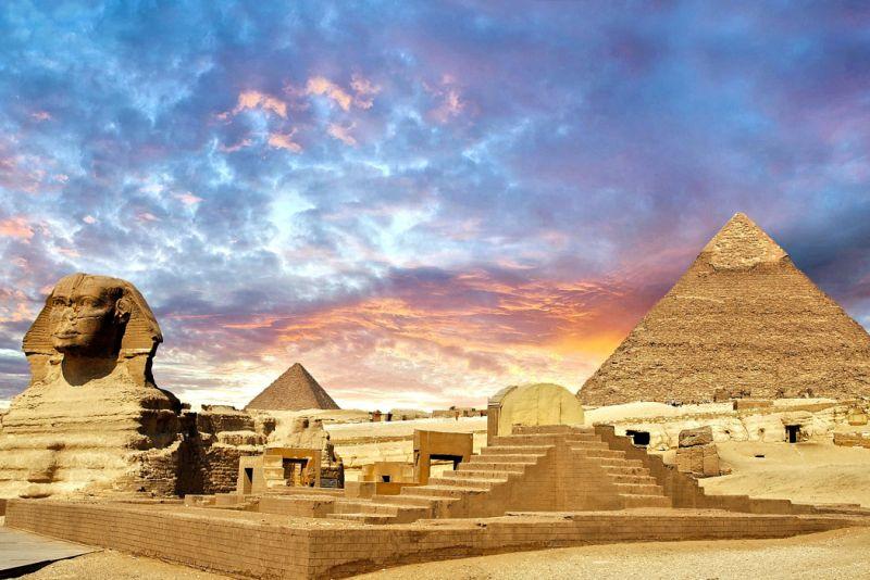 Cartina Egitto In Italiano.Egitto Cartina Cartina Egitto Mappa Egitto