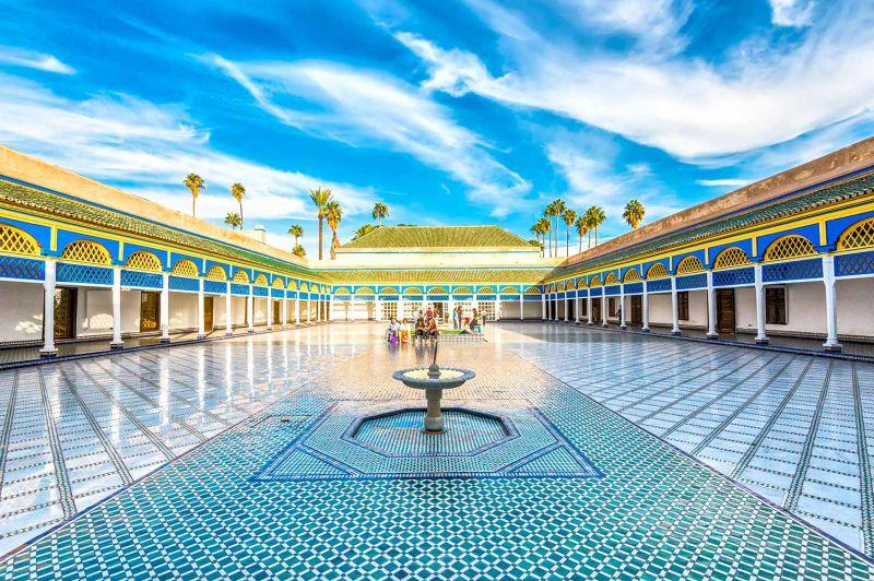Bahia Palace | Morocco travel guide | Memphis Tours