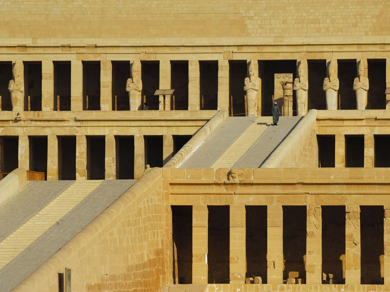 Temple of Hatshepsut Upper Court