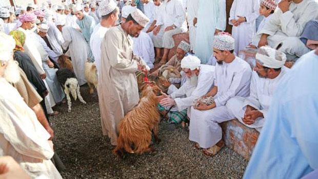 Eid Al Adha 2017 in Oman