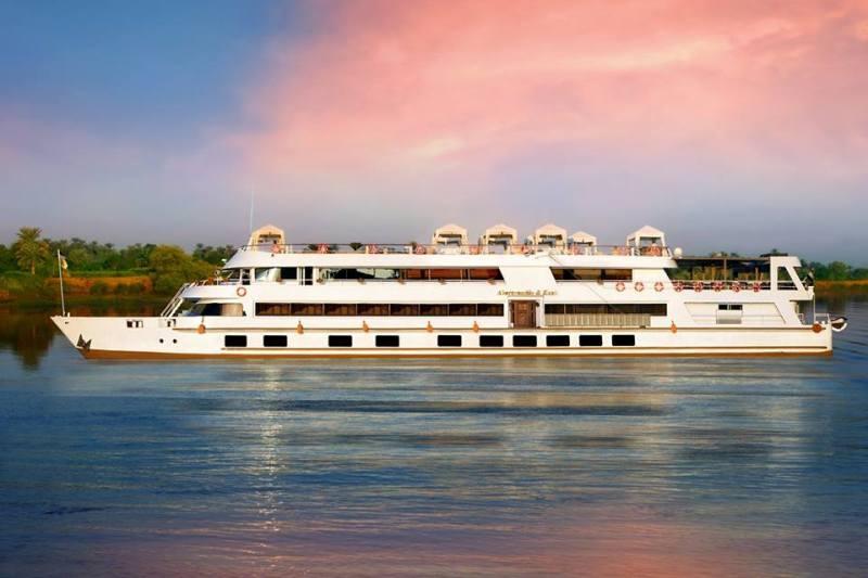 Sanctuary Sun Boat III Nile Cruise