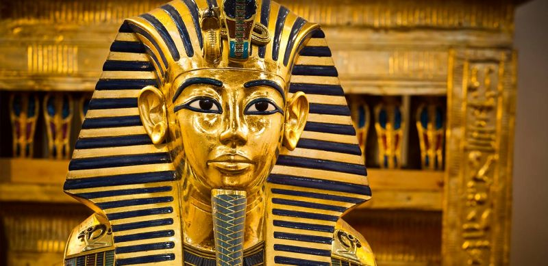 Museu de Tutankhamon no Brasil | Memphis Tours