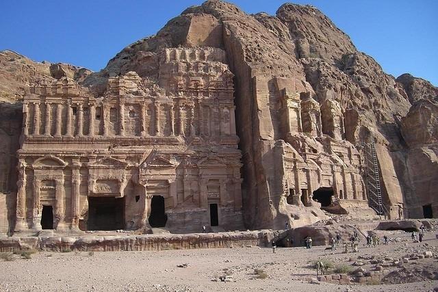 Tombes Royales, Jordanie