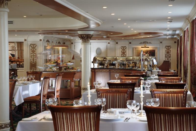 Sonesta St. George Restaurant