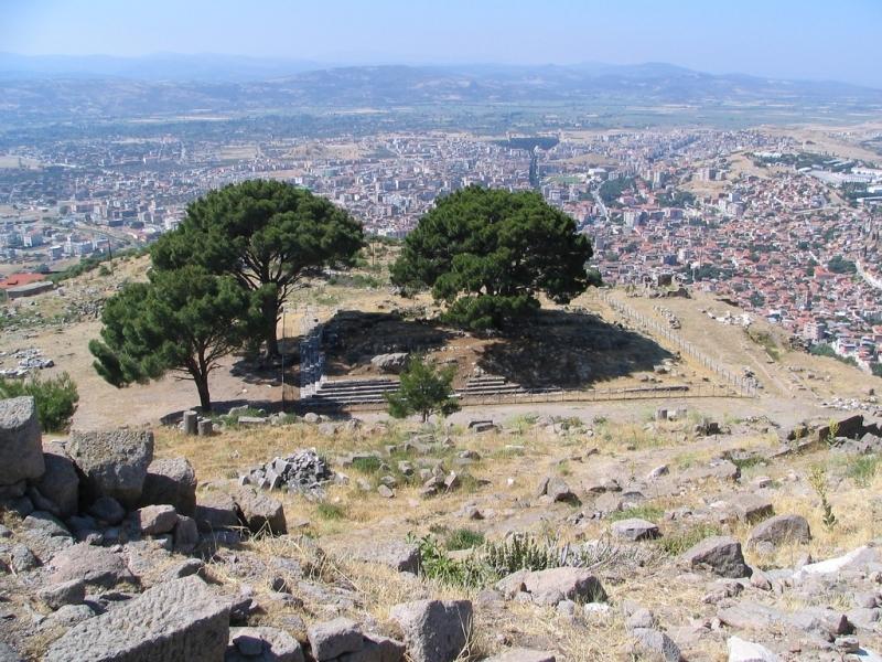 El Altar de Zeus