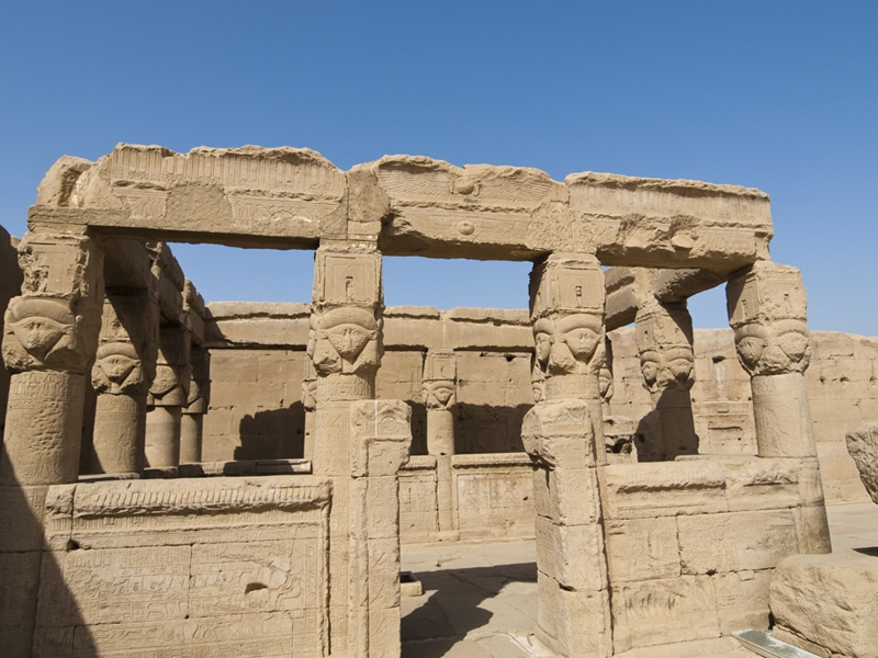 Dendera Temple Egypt