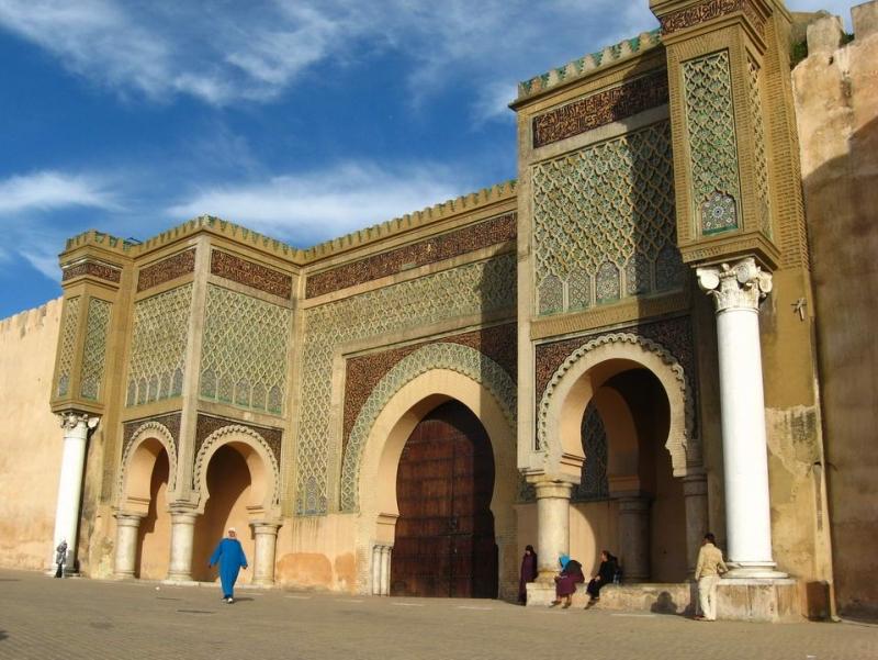 Cidades Imperiais com Deserto