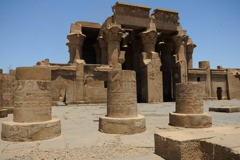 Temple of Sobek at Kom Ombo