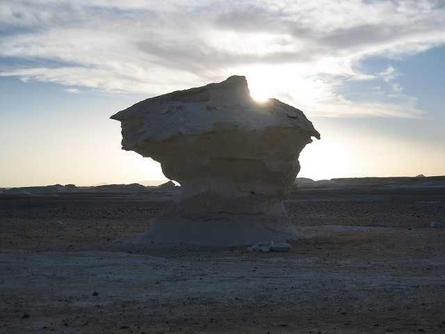 White Desert, Egypt Oasis
