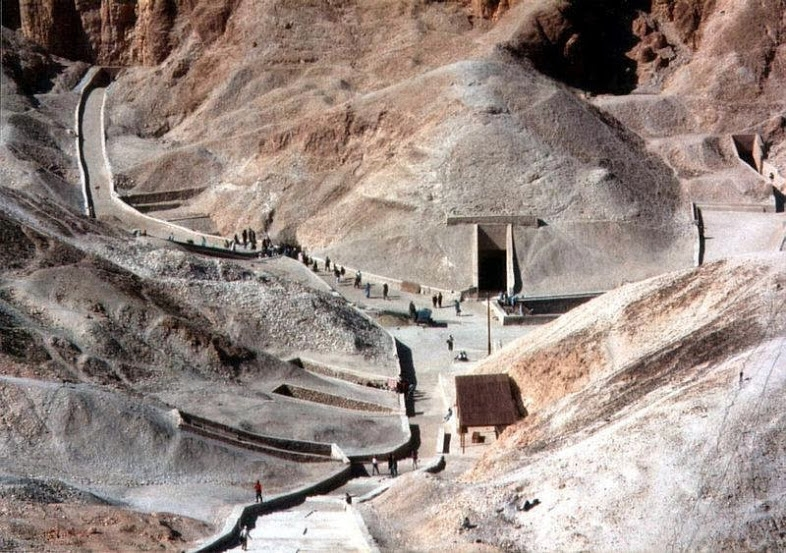 Valley of the Kings, Egypt