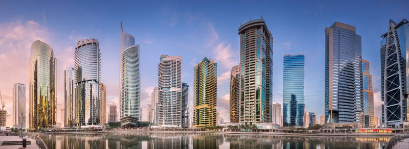 Jumeirah Lakes Towers (JLT)