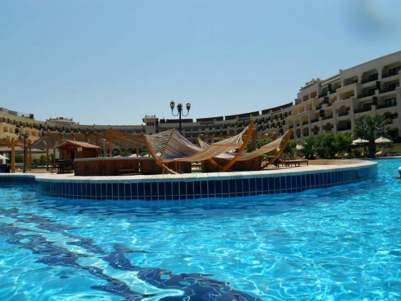 Pool of Steigenberger Hotel Hurghada