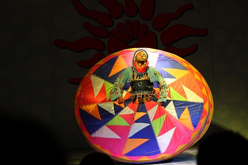 Al-Tannoura Egyptian Heritage Dance Troupe