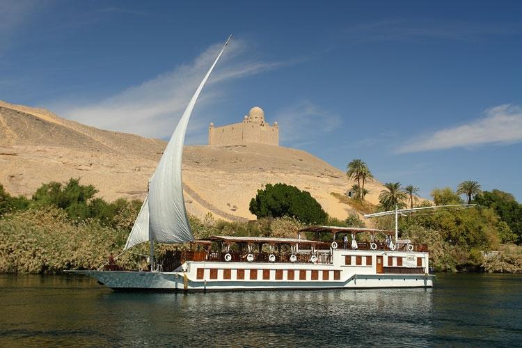 Luxor Dahabiya Nile Tour - Zekryaat Dahabiya