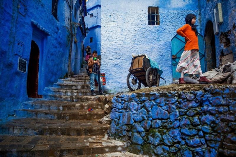 Chefchaouen - Marrocos