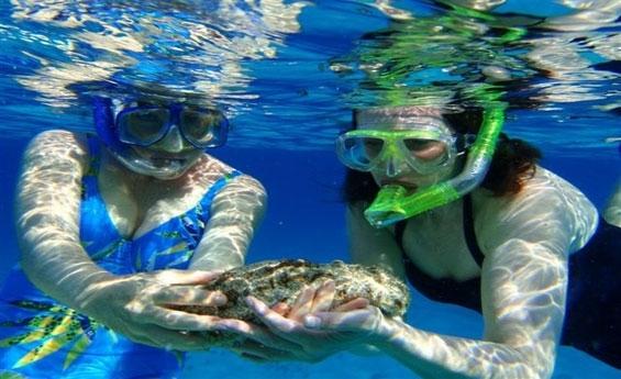 Giftun Island Trip by Cruise in Makadi