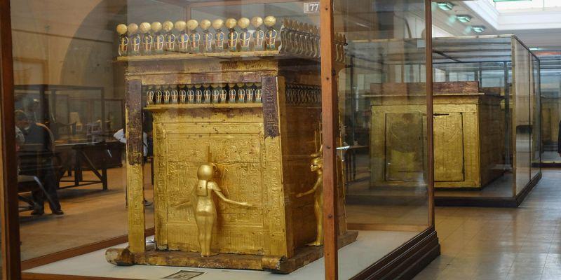 Il faraone Tutankhamon: Il faraone ragazzo
