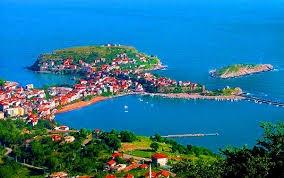 Ayvalık in Turkey