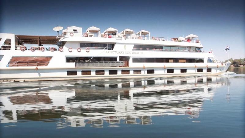 Crociera Nilo Sanctuary Sun Boat III