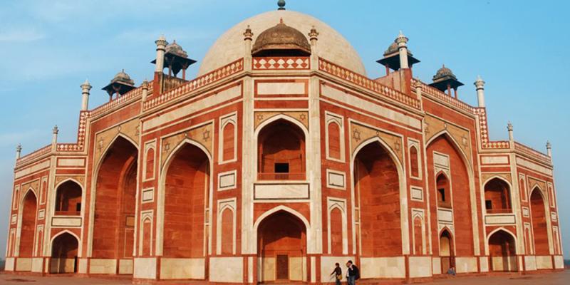 Delhi - A cidade milenar