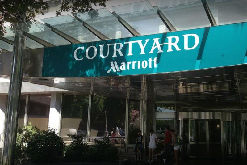 Courtyard Marriott Madrid Princesa Hotel