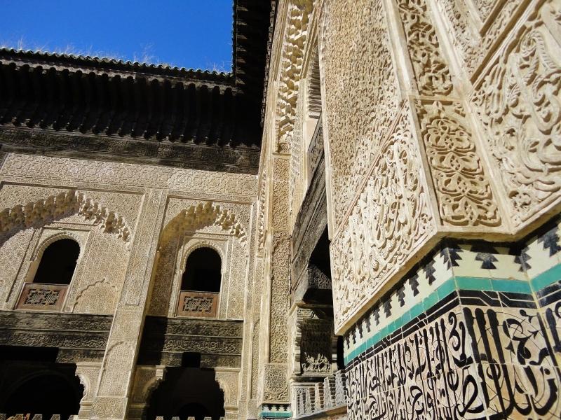Bou Anania Madrsa, Fez