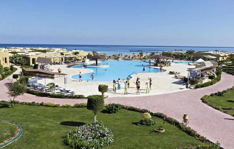 Fayrouz Plaza Swimming Pool