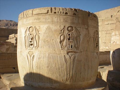 Ramses II Mortuary Temple