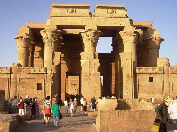 Kom Ombo Temple, Upper Egypt