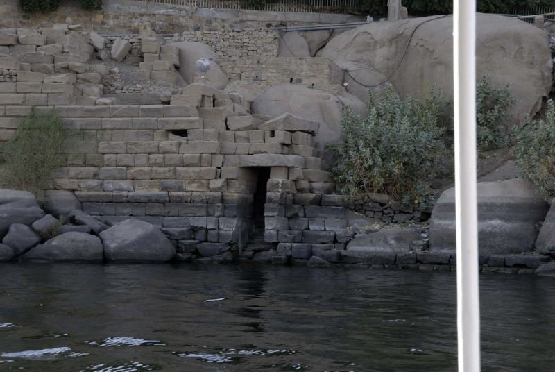 Elephantine Island Aswan Tours Excursions Day Trips