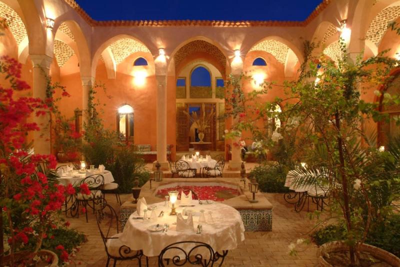 Hotel Al Moudira Restaurant