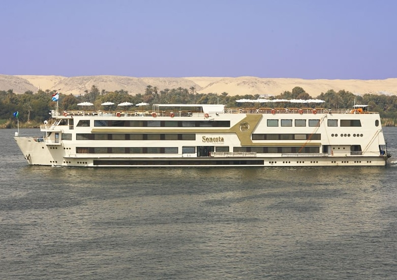 Nile Cruise Aswan to Luxor