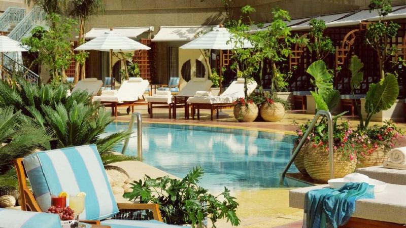 Four Seasons Hotel Cairo Nile Plaza Memphis Tours