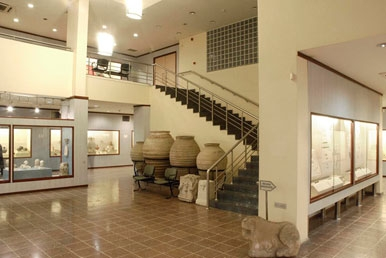 The Archeology and Mummy Museum of Amasya of Turkey
