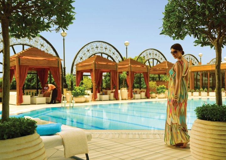 Four Seasons Hotel Pool, Cairo
