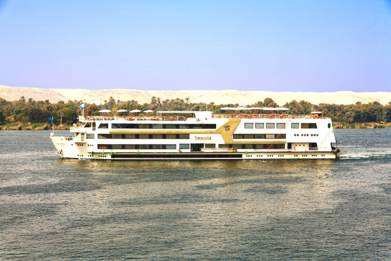 MS Nile Goddess Cruise Luxor