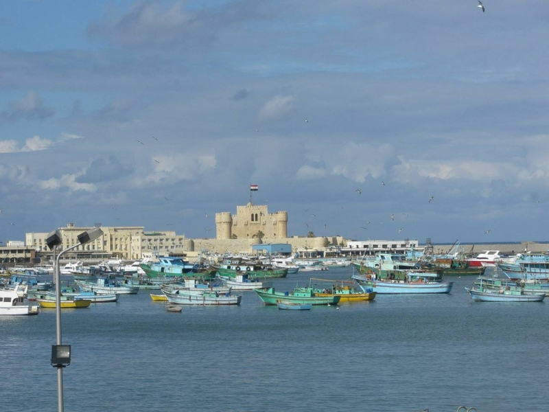Fortress of Qaitbay