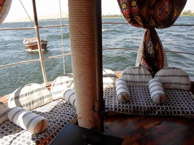 Dahabieh el Khedewi sur le Nil (Privative)