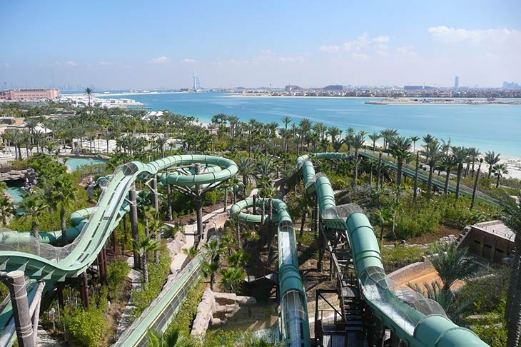 Parc Aquaventure & Lost Chambers d'Atlantis the Palm