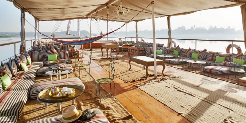 Nour El Nil Dahbaiya Cruises